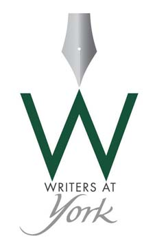 Writers at York logo - Colour