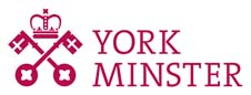 York Minster Logo CMKY