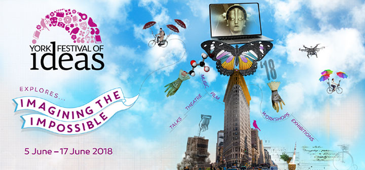 2018 Festival   2018 Festival, The University of York