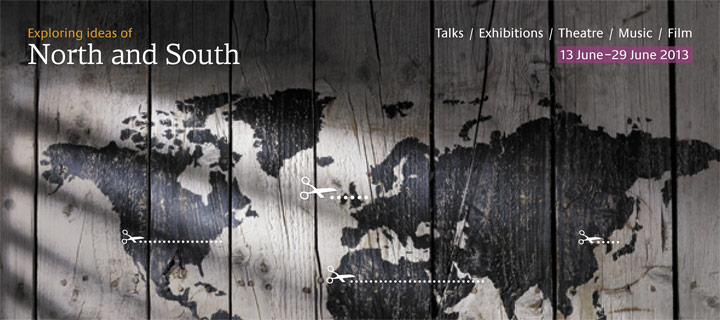 The theme of the 2013 festival is North and South