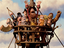 Pirates © Aardman Animation