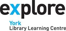 York Explore Library Learning Centre logo