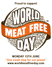 World Meat Free Day logo